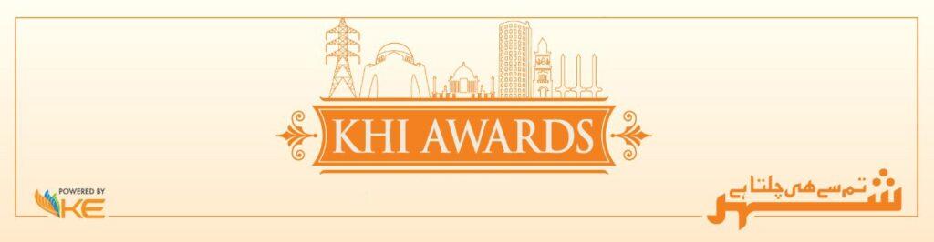 City's Iconic Organizations Celebrated At K-Electric's KHI Awards 2021